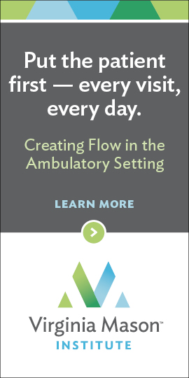 Virginia Mason Institute Creating Flow in the Ambulatory Setting