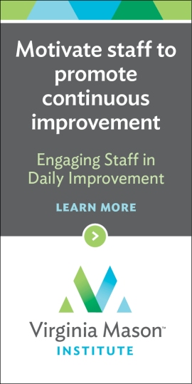 Virginia Mason Institute Engaging Staff in Daily Improvement