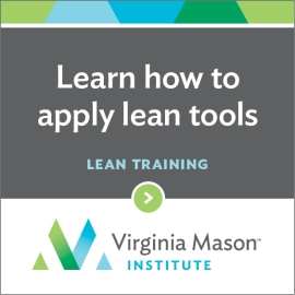 Virginia Mason Institute Lean Training